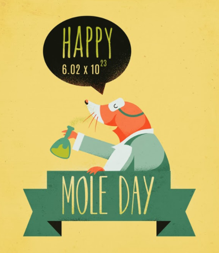 Image result for mole day